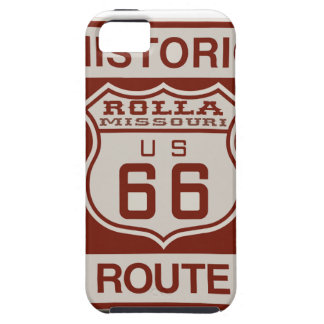 Rolla Route 66 iPhone 5 Covers