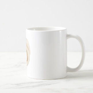 Rolled dough coffee mug