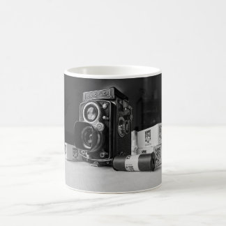 ROLLEIFLEX COFFEE MUG