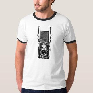 Rolleiflex Twin Lens Reflex Vintage Camera Tee