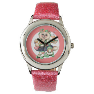 ROLLER CAT Kid's Stainless Steel Strap Watch 2