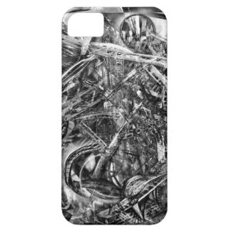 Roller Coaster Dreams Abstract Art iPhone 5 Cover