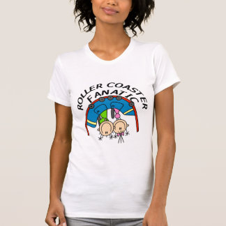 Roller Coaster Fanatic Tshirts and Gifts