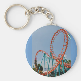 roller coaster key chains