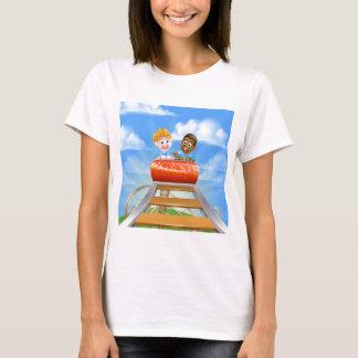 Roller Coaster Kids T-Shirt