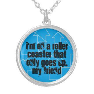 Roller Coaster TFIOS Necklace