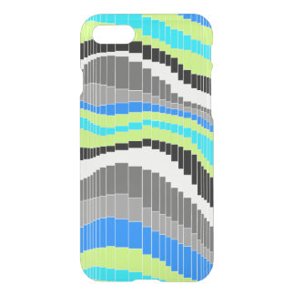 Roller Coaster Vintage Psychedelic Striped -Cool iPhone 7 Case