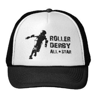 ROLLER DERBY ALL-STAR TRUCKER HAT