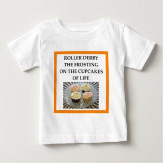 roller derby baby T-Shirt