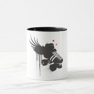 Roller Derby Coffee Mug. Mug
