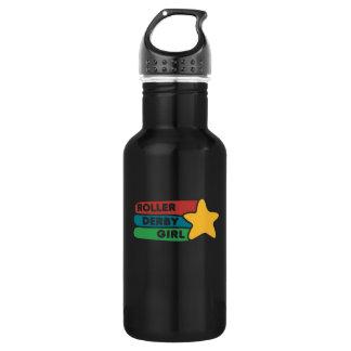 Roller derby Girl 532 Ml Water Bottle