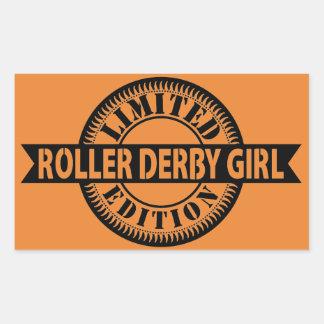 Roller Derby Girl Limited Edition, Skating Design