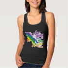 Roller Derby Makes Me Magical Unicorn Tank