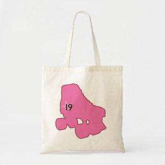 Roller Derby Pink Skate Bag