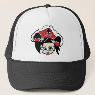 Roller Derby Pirate Cap