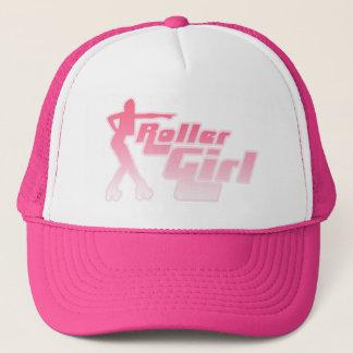Roller Girl 80s Trucker Hat