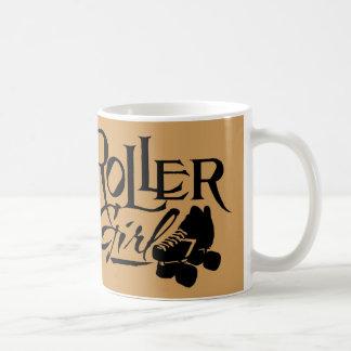 Roller Girl, Roller Derby Coffee Mug