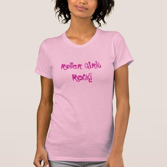 Roller Girls                                   ... T-Shirt