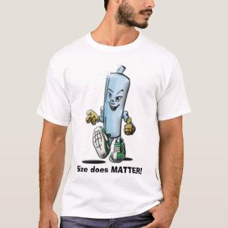 Roller, Size does MATTER! T-Shirt