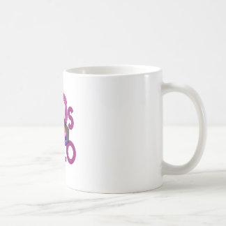 Roller Skater 80s Coffee Mug