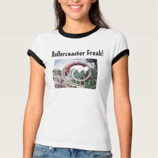 Rollercoaster Freak! T-Shirt