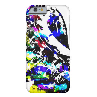 ROLLERCOASTER MULTICOLOUR BARELY THERE iPhone 6 CASE