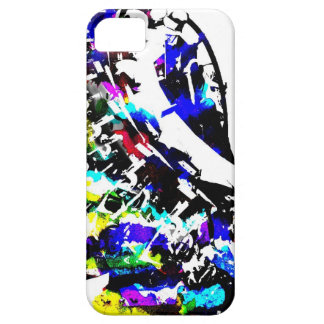 ROLLERCOASTER MULTICOLOUR CASE FOR THE iPhone 5