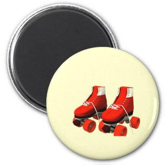 Rollerskates Magnet