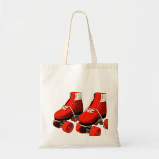 Rollerskates Tote Bag