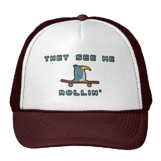 Rollin Penguin Hat