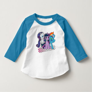 Rollin' with the Ponies T-Shirt