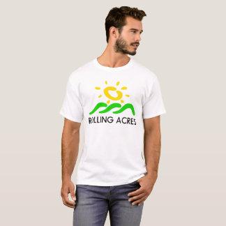 Rolling Acres Final Logo T-Shirt