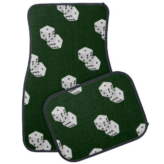 Rolling Dice Car and Truck Mats
