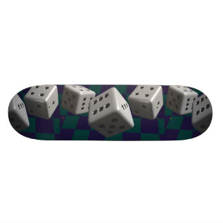 Rolling Dice Skate Boards