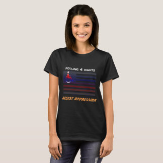 rolling for rights T-Shirt