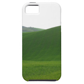 Rolling green hills in Tuscany, Italy iPhone 5 Cover