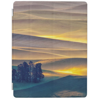 Rolling Hills of Wheat at Sunrise   WA iPad Cover