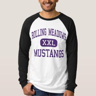 Rolling Meadows - Mustangs - Rolling Meadows T-Shirt