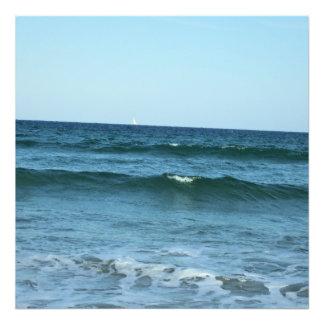 Rolling Ocean Waves Photo Print