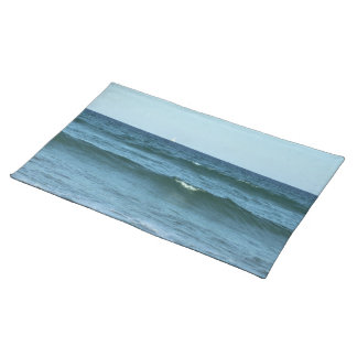 Rolling Ocean Waves Placemat