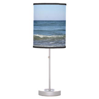 Rolling Ocean Waves Table Lamp