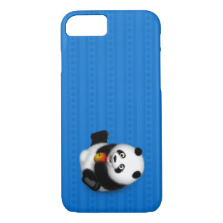Rolling Panda iPhone 7 Case
