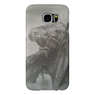 Rolling Pony Samsung Phone Case