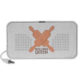 Rolling Queen Mini Speakers