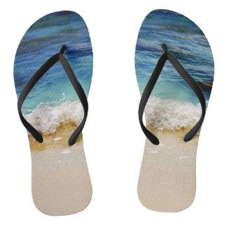 Rolling waves flip flops