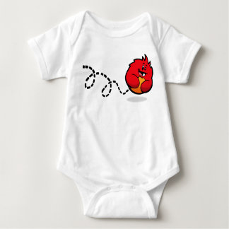 Roly-Poly Monster T-Shirt (Baby)