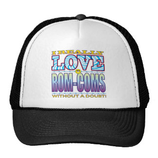 Rom-Coms Love Face Trucker Hat