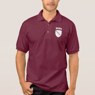 Roma Coat of Arms Polo Shirt