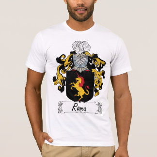 Roma Family Crest T-Shirt
