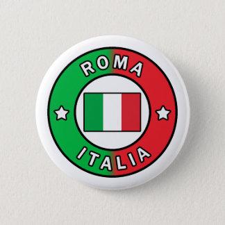 Roma Italia 2 Inch Round Button